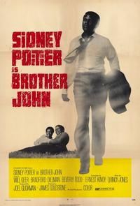 Brother John - 11 x 17 Movie Poster - Style B