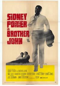 Brother John - 27 x 40 Movie Poster - Style B