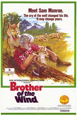 Brother of the Wind - 11 x 17 Movie Poster - Style A