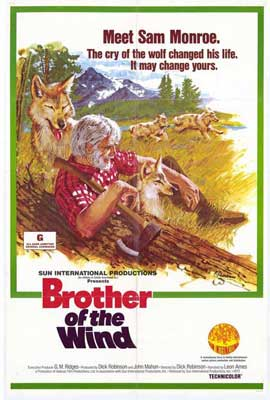 Brother of the Wind - 27 x 40 Movie Poster - Style A