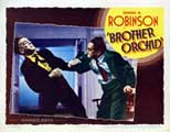 Brother Orchid - 11 x 14 Movie Poster - Style D