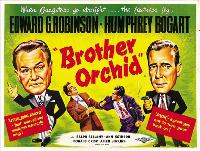 Brother Orchid - 30 x 40 Movie Poster UK - Style A