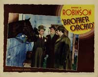 Brother Orchid - 11 x 14 Movie Poster - Style B