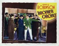 Brother Orchid - 11 x 14 Movie Poster - Style C