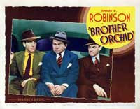 Brother Orchid - 11 x 14 Movie Poster - Style E