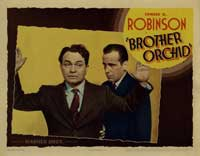 Brother Orchid - 11 x 14 Movie Poster - Style G