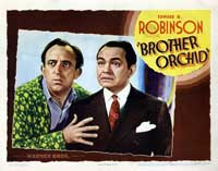 Brother Orchid - 11 x 14 Movie Poster - Style H