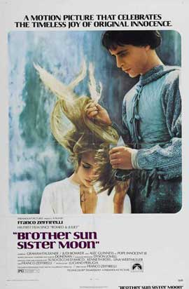 Brother Sun, Sister Moon - 11 x 17 Movie Poster - Style A