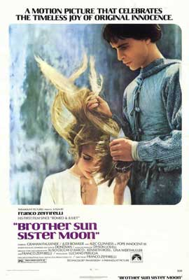 Brother Sun, Sister Moon - 27 x 40 Movie Poster - Style A