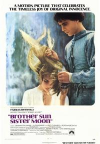 Brother Sun, Sister Moon - 43 x 62 Movie Poster - Bus Shelter Style A