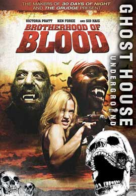 Brotherhood of Blood - 11 x 17 Movie Poster - Style A