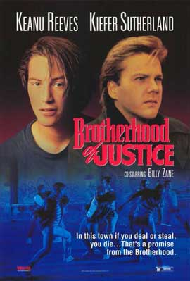 Brotherhood of Justice - 11 x 17 Movie Poster - Style A