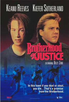 Brotherhood of Justice - 27 x 40 Movie Poster - Style A