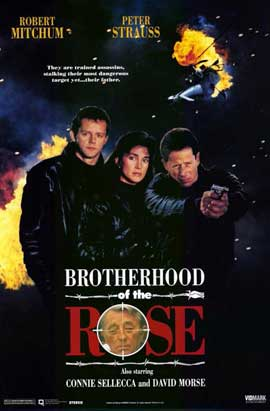 Brotherhood of the Rose - 11 x 17 Movie Poster - Style A