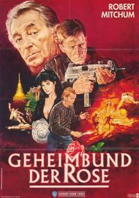 Brotherhood of the Rose - 11 x 17 Movie Poster - German Style A