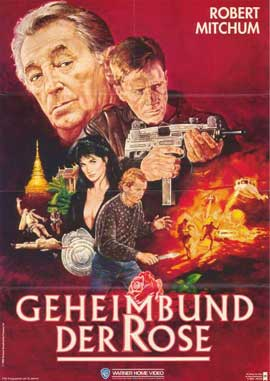 Brotherhood of the Rose - 27 x 40 Movie Poster - German Style A