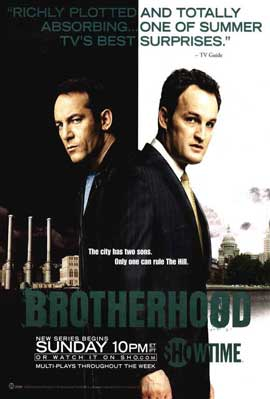 Brotherhood (TV) - 11 x 17 TV Poster - Style A