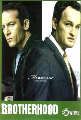 Brotherhood (TV) - 27 x 40 TV Poster - Style A