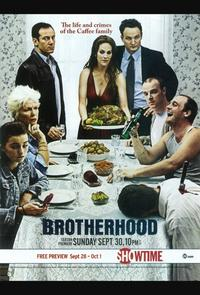 Brotherhood (TV) - 11 x 17 TV Poster - Style C