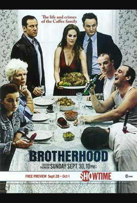 Brotherhood (TV) - 27 x 40 TV Poster - Style B