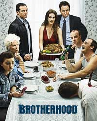 Brotherhood (TV) - 43 x 62 TV Poster - Style A