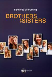 Brothers & Sisters (TV) - 11 x 17 TV Poster - Style C