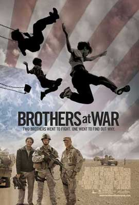 Brothers at War - 11 x 17 Movie Poster - Style A