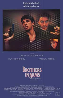 Brothers in Arms - 11 x 17 Movie Poster - Style B