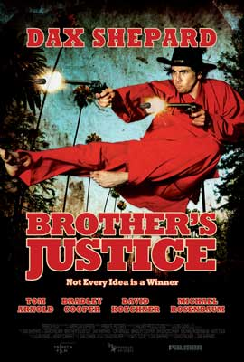 Brother's Justice - 11 x 17 Movie Poster - Style A