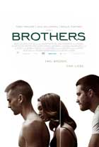 Brothers - 11 x 17 Movie Poster - German Style A