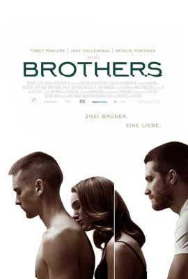 Brothers - 27 x 40 Movie Poster - German Style A