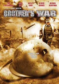 Brother's War - 11 x 17 Movie Poster - Style A