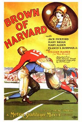 Brown of Harvard - 27 x 40 Movie Poster - Style A
