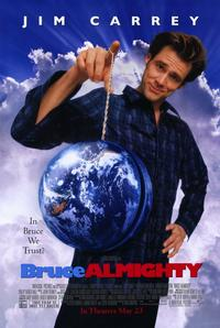 Bruce Almighty - 11 x 17 Movie Poster - Style A