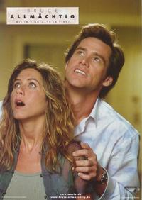 Bruce Almighty - 11 x 14 Poster German Style D