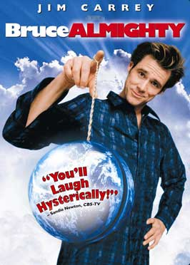 Bruce Almighty - 11 x 17 Movie Poster - Style B