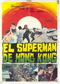Bruce, Hong Kong Master - 27 x 40 Movie Poster - Spanish Style A