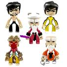 Bruce Lee - Temple of Kung Fu Blind Box Figures 5-Pack
