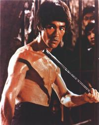 Bruce Lee - 8 x 10 Color Photo #1