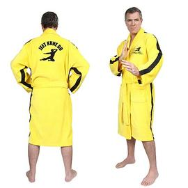 Bruce Lee - Cotton Bathrobe