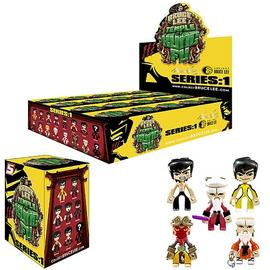 Bruce Lee - Temple of Kung Fu Blind Box Figures Display Box