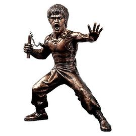 Bruce Lee - Honour 9-Inch Bronze Commemorative Statue