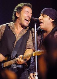 Bruce Springsteen & the E Street Band - 8 x 10 Color Photo #3