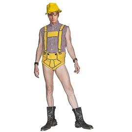 Bruno - Movie Lederhosen Outfit