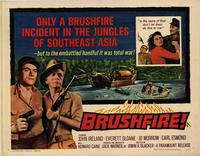 Brushfire - 22 x 28 Movie Poster - Half Sheet Style A