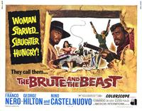 Brute and Beast - 11 x 14 Movie Poster - Style B