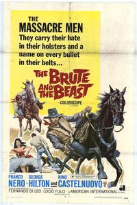 Brute and Beast - 11 x 17 Movie Poster - Style A