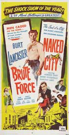 Brute Force - 20 x 40 Movie Poster - Style A