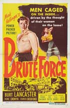 Brute Force - 27 x 40 Movie Poster - Style B