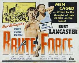 Brute Force - 11 x 14 Poster UK Style A